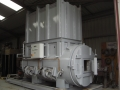 Surefire SF200 kg ph skid mounted waste incinerator with batch load door