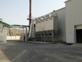 High Capacity Incinerator Abatement Plant