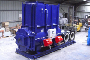 Another incinerator unit bound for Africa